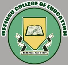Offinso College of Education Cut Off Points