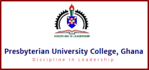 Presbyterian University College Admission Form