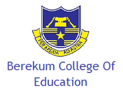 Berekum College of Education Admission Form
