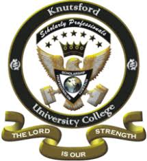 Knutsford University College Postgraduate Admission Form