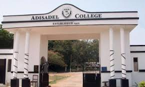 Adisadel College Admission Requirements