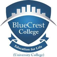 BlueCrest University College Admission Form