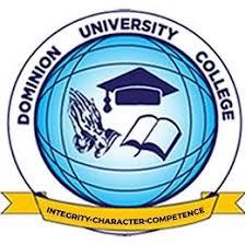 Dominion University College Admission Form