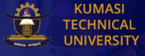 Kumasi Technical University Admission Letter